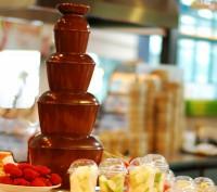Welche Schokolade Für Den Schokobrunnen
